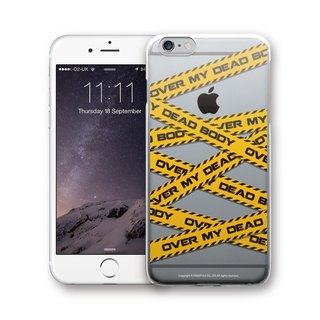 AppleWork iPhone 6 / 6S / 7/8 Sunflower Cover - I stepped over my body PSIP-303
