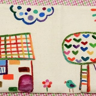 Pure hand-painted cloth clothing | canvas | lovely wind