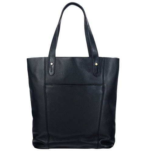 SUPERCONSCIOUS Tote Bag_Black / Black