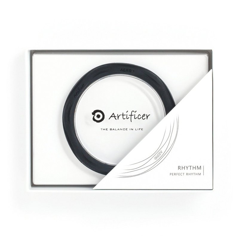 [Artificer] Rhythm Rhythm Bracelet - Extreme Series - Black