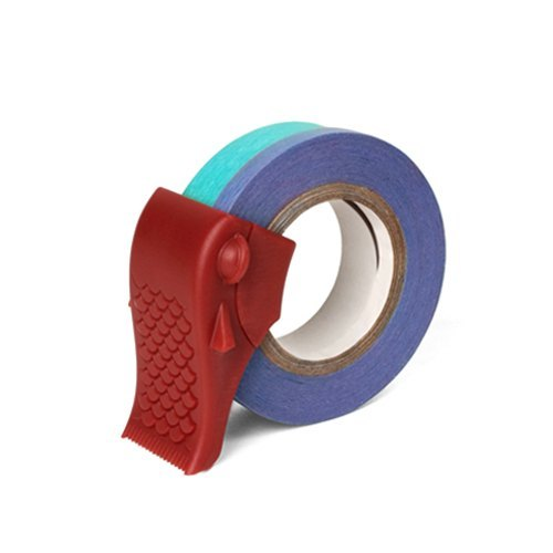 [Dot Design] fish in Carp (Tape Dispenser) - Red