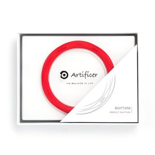 [Artificer] Rhythm Rhythm Bracelet - Extreme Series - Red