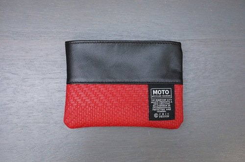 [MOTO 30cc] -Coin Key Pouch / Wallets / purse _09757