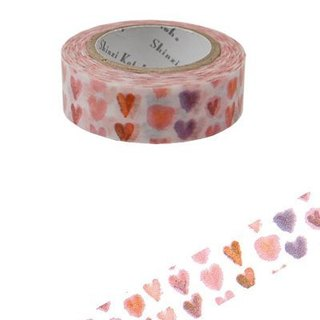 Shinzi Katoh Kato Shinji French illustration paper tape (Love 1 KS-MT-10009)