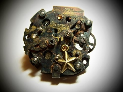 Steampunk steam punk Rocking Star Adventures
