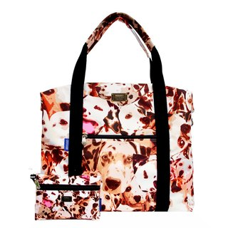 COPLAY travel bag-Dalmatian
