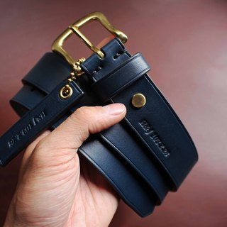 [VULCAN Belt 32mm gentleman narrow belt] British Clayton leather factory saddle leather multicolor