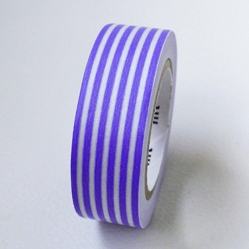 mt and paper tape Deco [horizontal stripes - color rattan (MT01D319)] produce finished products / goods out of print