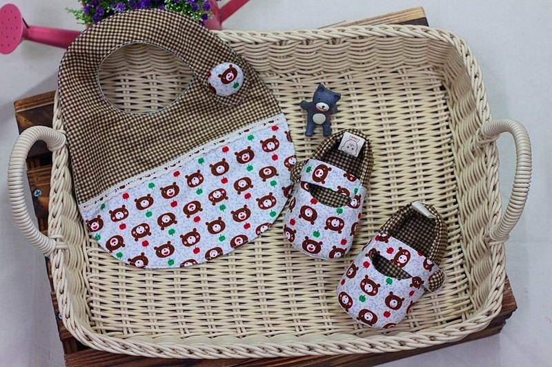 Apple Bear Shoes + pocket toddler shoes group