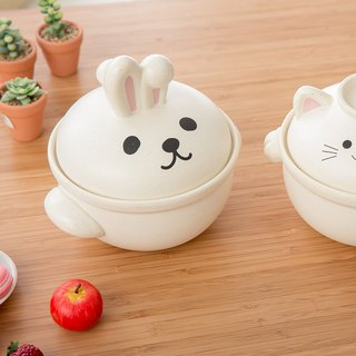 Sunart rabbit pottery │ S │