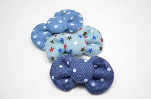 Lovely rounded edges tweeted cloth - little star series