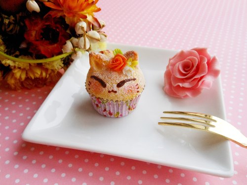 Sweet Dream ☆ spring flowers meow children Cupcakes Fun