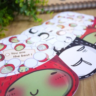 Caterpillars │ capsule postcards - Pack