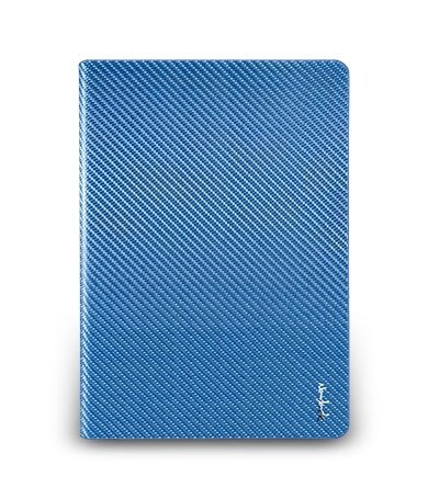 iPad Air multifunction glass Folio - Sky Blue