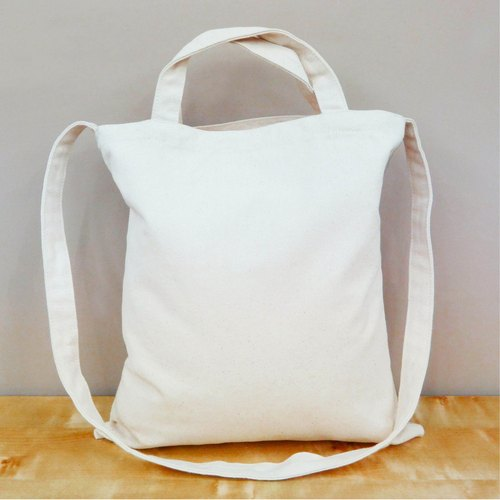 Canvas bag long version │ can be back / shoulder can also be a bag