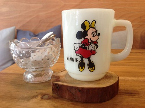 Fire King Stacking Mug Minnie Mug