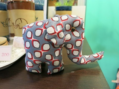 Cloth Elephant (small)