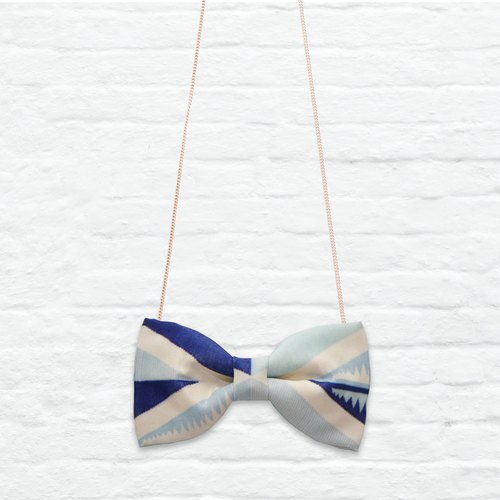 K0022 Necklace, Hairband, Pet Collar, Toddler Bow tie