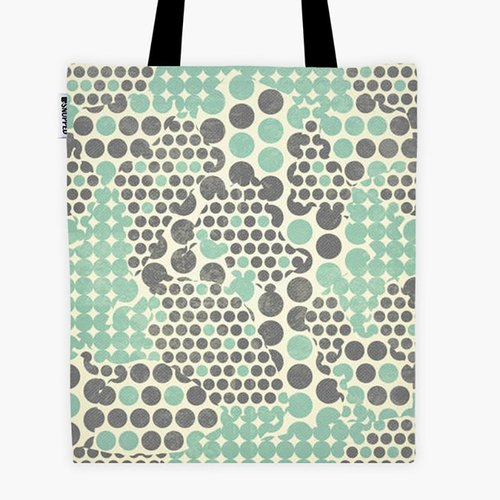 Filament - Canvas Bag - Dots III