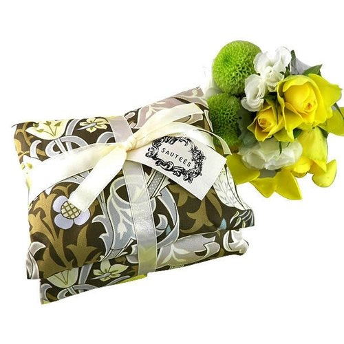 Sautees Happy SPA Herbal Warm Pack (L Vanilla Coffee Brown)
