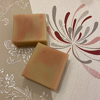 The Secret of the Queen Mother's Milk Soap - A Year Old Soap