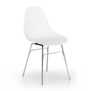 TOOU Side Chair (White)