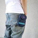 火柴木設計 Matchwood Multi 600D手機腰包 掛腰包附登山掛勾 海軍藍款 iphone5/6 皆可放置