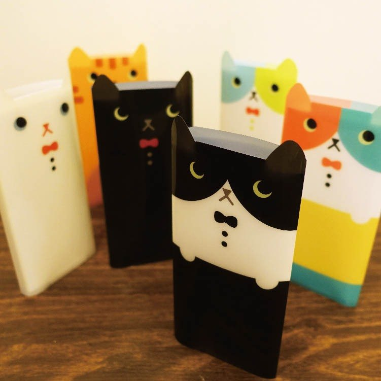 hime's cats my cat portable notebook gift box (6 in)
