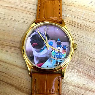 Custom Made Watch (Pets) I Free shipping worldwide