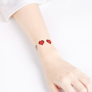 Surprise Tattoos / digital love tattoos tattoo stickers