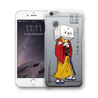 AppleWork iPhone 6 / 6S / 7/8 Original Design Case - Tofu Samurai PSIP-232