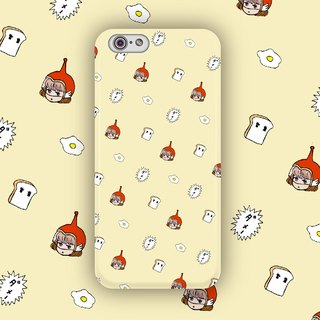 ▷ Umade ◀ eat and then on! [IPhone7 (i7, i7plus, i6, i6s, i6plus, i6splus, i5se, i5s, i5c) / Android (Samsung, Samsung, HTC, Sony) Phone Case / Accessories - matte hard shell - artists] Huang Wei Shan