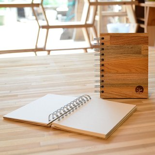 Wooden Journal/Notebook for Drawing/Notes