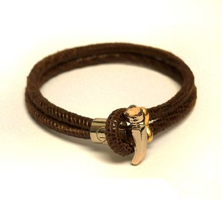 Brown hammer bracelet (H1 001)