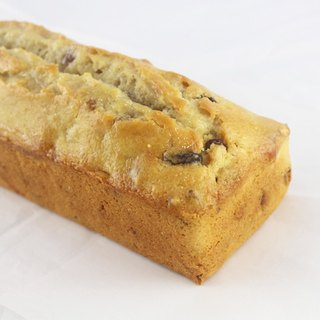 Walnut grape pound cake