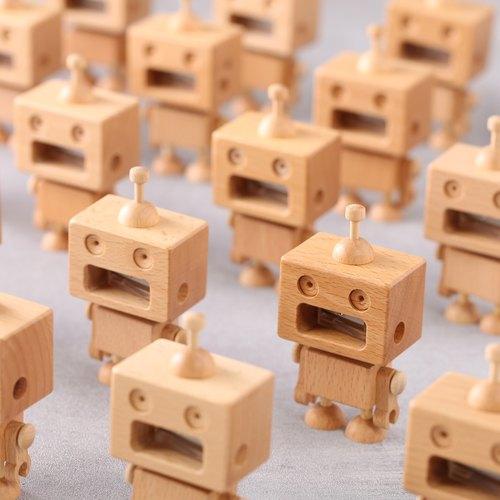 木匠兄妹-機器人削筆器