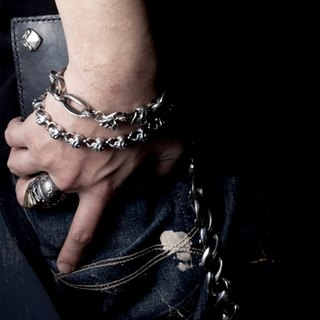 Skull M Type Bracelet | Abnormal Classic Collection Skull Bracelet M | different to face the classic series