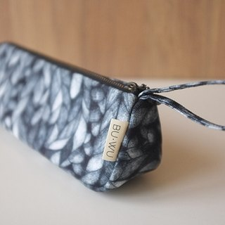Pencil bag | black twist