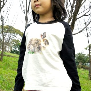 Taiwan Long Sleeve Long Sleeve Tee (children models - female rabbit)