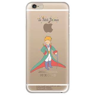Little Prince classic license-TPU phone case - [gentle judge] <iPhone/Samsung/HTC/ASUS/Sony/LG/小米/OPPO> AA0AA02