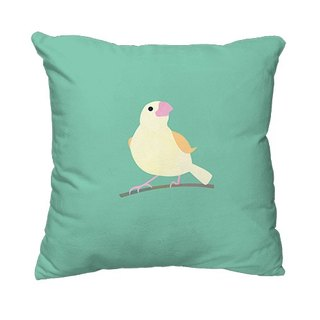 [Story of the Spring] Spring Series - pillow (Green) AH1-SPRG3