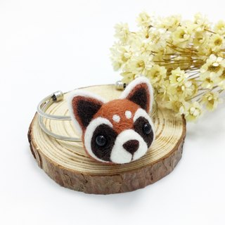 <Wool felt> Red Panda(M Size) - by WhizzzPace