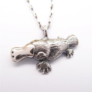 Platypus - 925 sterling silver
