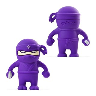 Bone / Ninja Dual Driver Ninja Duo (16G) - Purple