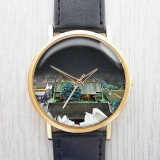 Ancient City Night Scene - Women's Watch / Men's Watch / Neutral Table / Accessories [Special U Design]