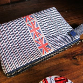 Limited British flag zipper 000 packets