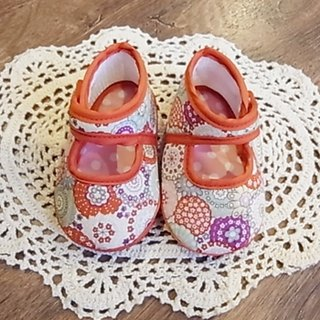 baby safflower SHOES (New Year New Year's shoe, an additional listing)