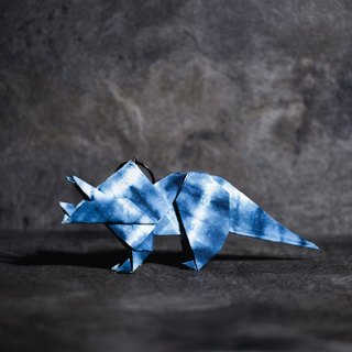 \ Huge Rangers / cloth strap origami _ Triceratops