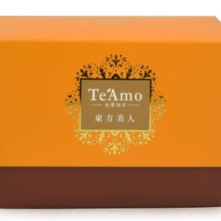 [Stores] Te'Amo black tea bags Box - Oriental Beauty (15 in)