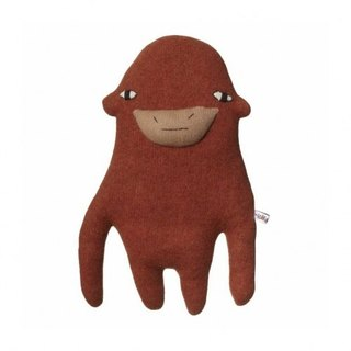 Bruce Monkey pure wool doll | Donna Wilson